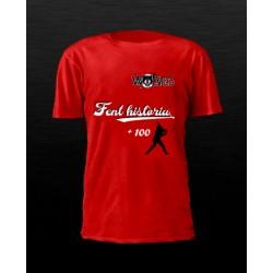 """T-shirt """"Fent història""""..."""